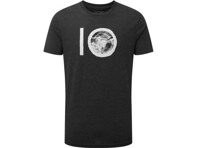 tentree Ten Classic T-Shirt Men meteorite black heather